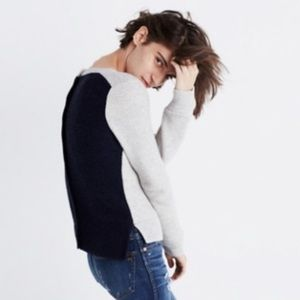 Madewell Backroad Sweater